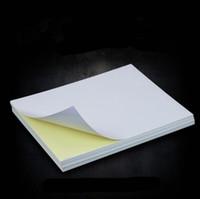 Papel de sublimação de jato de tinta para sublimtion Skinny Straight Tumblers 100 folhas por pacote Coatiing Peso para 100G Papéis de Transferência de Calor YL422