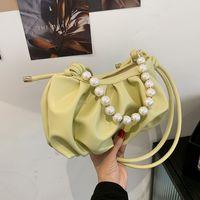 78% Off Outlet Store Summer small women's 2021 new fashion versatile messenger niche design single shoulder underarm cloud bag