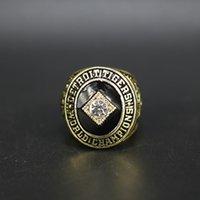 MLB 1968 Detroit tiger American Baseball League World Series championship ring