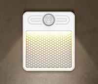 Novidade Iluminação PIR Smart Infravermed Sensor Economia de Energia LED Body Human Body Induction LightLight DC5V 1W