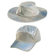 Breite Randhüte Sonnenschutz Rundkappe Fischerhut Für kalte Klimaanlage Anti ultraviolett arktisch