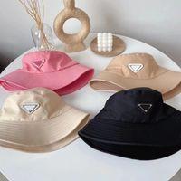 Cappello firmato Cappello classico stampa stampa pescatore di pescatori cappelli estate palla da sole tappo a quattro colori