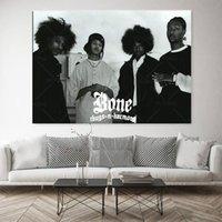Pinturas Huesos Thugs-N-Harmony Poster e Imprimir Pintura en Lienzo Dormitorio Dormitorio Arte Decoración Imágenes Decoración del hogar Marco