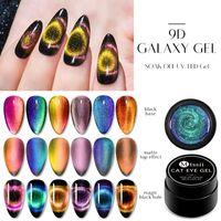 Nail Gel MTSSII 9D Spar Cat Eye Set Polish Art Design Manicure Holographic Magnetic Soak Off Uv Varnish Salon