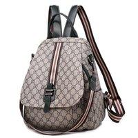 Moda mujer bolso bolso de un solo hombro Totes Schoolbag Backpack Viaje Estudiante Forma preciosa