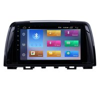 Android HD Car dvd Touchscreen Player 9 inch for 2014-2016 Mazda Atenza AUX Bluetooth WIFI USB GPS Navigation Radio support OBD2 SWC Carplay