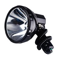 Lanternas Tochas Brilhantes Portáteis HID HID 35-220W Xenon Search Light Caçando 12 V Puenchend High-Quality Abs Shell