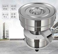 110V Vibrationssieb Kleiner Edelstahl Siebmaschine Sprühpulver Bildschirm Chinesische Medizin Pulver Mehlsieb Elektrische Pulversieb