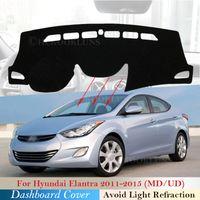 Custodia dashboard Custodia protettiva per Hyundai Elantra 2012 2013 2013 2014 MD UD Avanti Accessori Accessori Dash Board Tappeto parasole