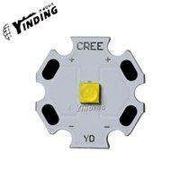 Perles légères 10pcs Cree Xlamp xte 5W R5 High Power Power Spotirlight 3535 Sapphire Blanc Blanc blanc naturel chaud