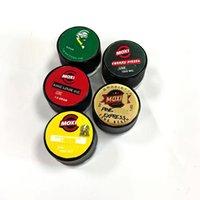 MOXI Balmumu Kavanoz 5 ML Temizle Cam Çocuk Dayanıklı Kapaklı Ile Kuru Herb Balmumu Kalın Yağ Konsantresi DHL Ücretsiz