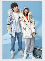 Casual Women Men Hoodies Down Parkas Jacket coat Lady Warm Hooded Zipper Downs jackets Outwear Fashion Girls Coats Parka