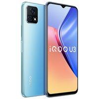 """Original Vivo IQOO U3 5G Mobiltelefon 6 GB 8 GB RAM 128GB ROM MTK 800U Android 6.58 """"Vollbild 48.0mp 5000mAh Fingerprint-ID Gesichts-Handy"""