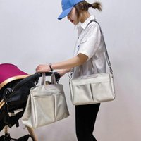 Diaper Bags Multifunctional Mommy Bag Women's Portable Single Shoulder Crossbody Insulation Baby Care Storage Maternity Backpack