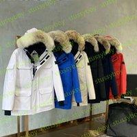Uomini famosi Donne Piumino Donne Uomo Inverno Parka Giacche da donna Cappotto Cappotto Cappotto Cappotti Cappotti Cappotti invernali Dimensioni XS-XL