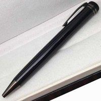 أحمر طبعة محدودة أسود 1912 الأقلام عالية الجودة الفضة معدن حبر جاف القلم الكرة نقطة القلم القرطاسية مكتب المدرسة suppzkgv