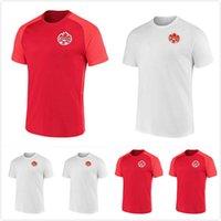 21/22 Canada Futbol Formaları Ulusal Takım Ev Redeffe Beyaz Kitleri 2021 Davies David Larin Cavallini Laryea Millar Hoilett 2022 Son Jersey Futbol Gömlekleri