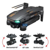 GD91 MAX DRONE 3 -AXIS GIMPLE Anti-Shake, 5G 6K-Kamera 50x Zoom, Bürstenloser Motor, GPS Smart Follow, RC-Entfernung 1.2km, 25-minütige Fliegenzeit, 2-1