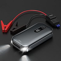 Baseus 1000A Car Jump Starter Power Bank 12000mAh Portable Battery Station For 3.5L 6L Car Emergency Booster Starting Device