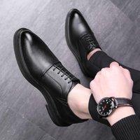 Robe Chaussures Hommes Derce up Derby pointu Business Business taille 48 H549