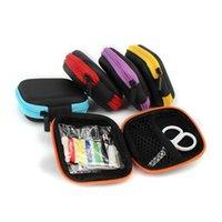 2021 Nähwerkzeuge Tragbare Mini Aufbewahrungsbox Reise Nähen Kits mit Nadelfäden Schere DIY Zubehör