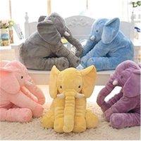Große rosa Elefant Puppen ausgestopfte Tier Elefanten Plüschspielzeug Weiche Plüsch Geschenke für Frauen Mädchen Unisex
