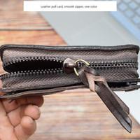 Qualität Berühmte klassische Designer Frauen Key Halter Münze Geldbörse Leder Männer Kartenhalter Brieftasche Handtasche Leder Schlüsselhalter X3 BMW Auto Key Tasche