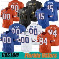 Custom Florida Gators Football Jersey 5 Joe Haden 15 Tim Tebow 6 Jeff Driskel 84 Kyle Pitts 7 c.j. Henderson