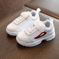 2022 весна осень осень новых детских кроссовки мальчиков детей высокий кабель для детей повседневные туфли черный белый розовый 3 цвета роскошные модные девушки обувь