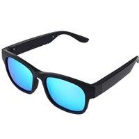 Smart Bluetooth Sunglasses version 5.0 stereo external amplifier directional IPx4 straight