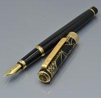 5A Качество Picasso M Nib металлический фонтан ручка бизнес офис канцелярские каллиграфические чернила ручки для подарка на день рождения (нет коробки)