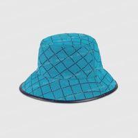 Womens Designers Caps Chapéus Mens Casquette Bucket Bonés Full Letra Proteção Sun Goseletes Luxurys Fedora Chapéu De Beisebol