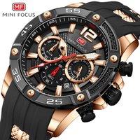 Mini Foco Mens Relógios de Pulso Luxo Design de Quartzo Relógio Homens À Prova D 'Água Esporte Fashion Marca Reloj Hombre Montre Homme WristWatch 210310