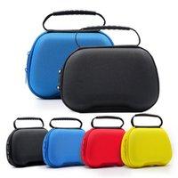 حقيبة gamepad المحمولة لبلاي ستيشن 5 ps5 / ps4 / xbox تحكم حالة حقيبة يد التخزين مقبض حمل غطاء مربع السفر الملحقات