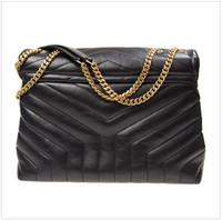 مصمم لو لو محافظ حقائب اليد أعلى جودة جلد طبيعي المرأة أكياس الشهيرة crossbody رسول سلسلة حقيبة loulou حقيبة # 2021 #