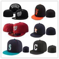 2021 Мужские Mariners S Письмо Бейсбол Поддоны Caps Gorras Для мужчин Женщины Мода Хип-хоп Костные Шляпа Шляпа Летние Солнцезащитная Казикет Шляпы Snapback