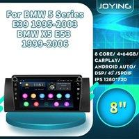 "Player Auto Products Radio 1 DIN Android Стерео 8 ""Для 5 серии E39 1995-2003 для X5 E53 1999-2006 Аксессуары Мультимедийный автомобиль DVD"