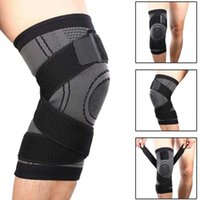 Elbow & Knee Pads 1PCS Support Professional Protective Sports Pad Breathable Bandage Brace Basketball Tennis Cycling Sleeve
