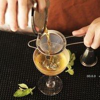 Paslanmaz Çelik Konik Kokteyl Elek Meyve Suyu Çıkarma Için Büyük Julep Süzgeç Kokteyl Süzgeç Bar Süzgeç RRD10949