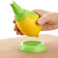 Newsfrut Tools Accessori per Cucina Cucina Creative Limone Spruzzatore di frutta Succo Citrus Lime Juicer Spritzer EWE6503