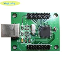 Game Controllers & Joysticks 20pcs Xin Mo Chip Zero Delay USB Control Board Support Pc Ps Raspberry Pie Arcade Joystick MAME