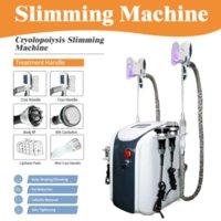 Cool Vacuum Cryolipolysis Fat Freezing Machine ForBodyShapingAndLoss Weight CE Approved Beauty Salon Equipment