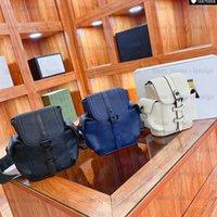 كريستوفر XS نانو حقيبة الكتف الرجال مصمم البسيطة crossbody محفظة الهاتف أكياس رسالة شخصية كريستوفر حقيبة الظهر M58495