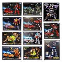 Takara Tomy Transformation Masterpiece MP 11SW 12 13 17 18 19 20 23 25 26 27 28 29 30 33 34 36 39 46 47 KO Action Figure Toy