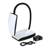 ICOCO Dimmable Touch настольная лампа с гибкой шеей 2 Освещение цветных мод изысканно разработана прочный великолепный 1