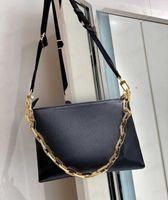 디자이너 토트 백 브랜드 크로스 바디 미니 Luxurys 가방 핸드백 최고 품질 정품 가죽 Coussin 여성 남성 럭셔리 패션 쇼핑