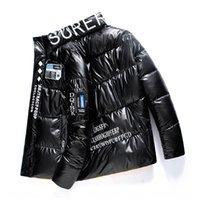 Dio vestuário moda jaqueta de inverno masculino outdoor quente slow sleeve jaqueta coxer casaco casual monclair jaqueta para baixo