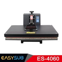 Printers 40*60 Heat Transfer Machine Flat Plate Pressing Small High Pressure Press Printing T-shirt Drilling