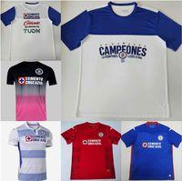 2021 2022 Champion Club Cruz Azul Soccer Jerseys 20/21 Accueil Troisième Chemises de football rouge Liga MX Camisetas de Futbol Kit Jersey Goalkepeer