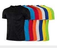 Ey3398 2021 летняя одежда для мужчин женщин шорты шорты рукава футболки дышащая футболка чистый цвет открытая одежда EY6938